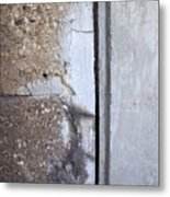 Abstract Concrete 5 Metal Print