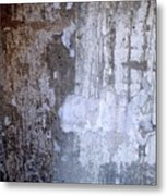 Abstract Concrete 8 Metal Print