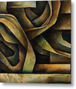 Abstract Design 10 Metal Print