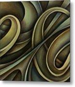 Abstract Design 12 Metal Print