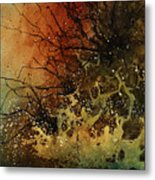 Abstract Design 14 Metal Print