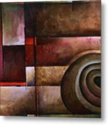 Abstract Design 24 Metal Print