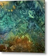 Abstract Design 27 Metal Print