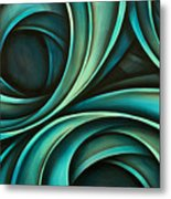 Abstract Design 33 Metal Print