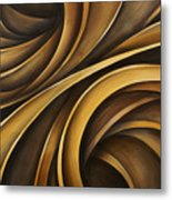 Abstract Design 34 Metal Print by Michael Lang
