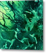 Abstract Design 37 Metal Print