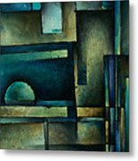 Abstract Design 56 Metal Print