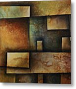 Abstract Design 9 Metal Print