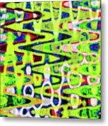Abstract Dr #6 Metal Print