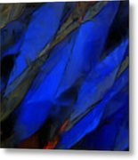 Abstract Eighty-eight Metal Print