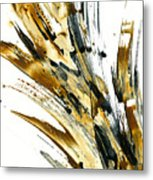 Abstract Expressionism Painting 79.082810 Metal Print