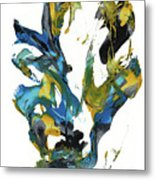 Abstract Expressionism Painting Series 716.102710 Metal Print