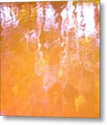 Abstract Extensions Metal Print
