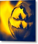 Abstract First Woman Metal Print