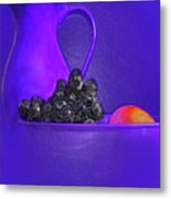 Abstract Fruit Art 53 Metal Print