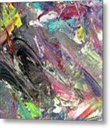 Abstract Jungle 9 Metal Print
