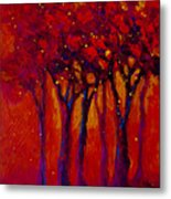 Abstract Landscape 2 Metal Print