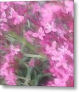 Abstract Landscape,summer Theme Metal Print
