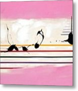 Abstract... Metal Print