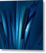 Abstract No 26 Metal Print
