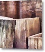 Abstract No. Sixteen Metal Print