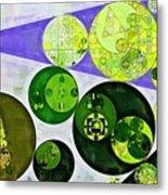 Abstract Painting - June Bud Metal Print