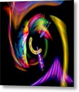 Abstract Perfection  13 Metal Print