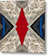 Abstract Photomontage N41p4f175 Dsc7221 Metal Print