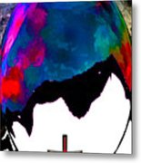 Abstract Religion 2a Metal Print