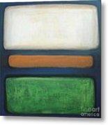 Abstract - Rothko Metal Print