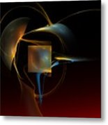 Abstract Still Life 012211 Metal Print