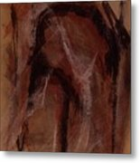 Abstract Thoughts Metal Print