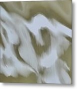 Abstract Tides II Metal Print