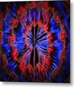 Abstract Visuals - Quantum Mechanical Headache Metal Print