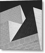 Abstract Walls Metal Print