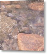 Abstract Water Art I Metal Print