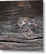 Abstract Wood Background  Metal Print