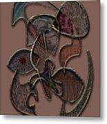 Abstract Works Metal Print