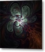 Abstract051710a Metal Print