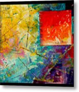 Abstract1 Metal Print