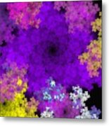 Abstract10-16-09-1 Metal Print