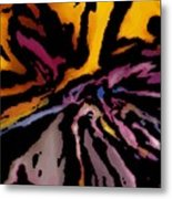 Abstract309g Metal Print