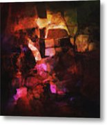Abstract62 Metal Print