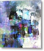 Abstract86 Metal Print