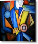 Abstraction 1720 Metal Print