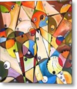 Abstraction 1768 Metal Print