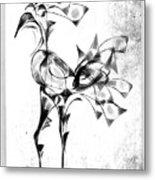 Abstraction 1809 Metal Print