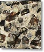 Abstraction 2323 Metal Print