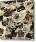 Abstraction 2325 Metal Print