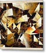 Abstraction 2398 Metal Print